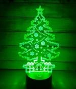 دانلود فایل اماده حکاکی چراغ خواب led بالبینگ اباژوری کریسمس با فرمت cdr 2